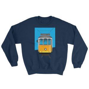 Tram 28 Largo Camões - Sweatshirt