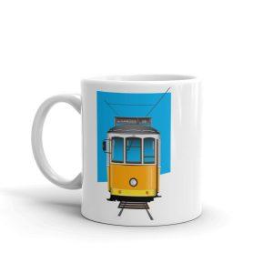 Tram 28 Largo Camões - Mug