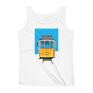Tram 28 Largo Camões - Ladies Tank Top