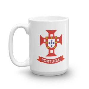 Flag Portugal Sea 1500 – Mug