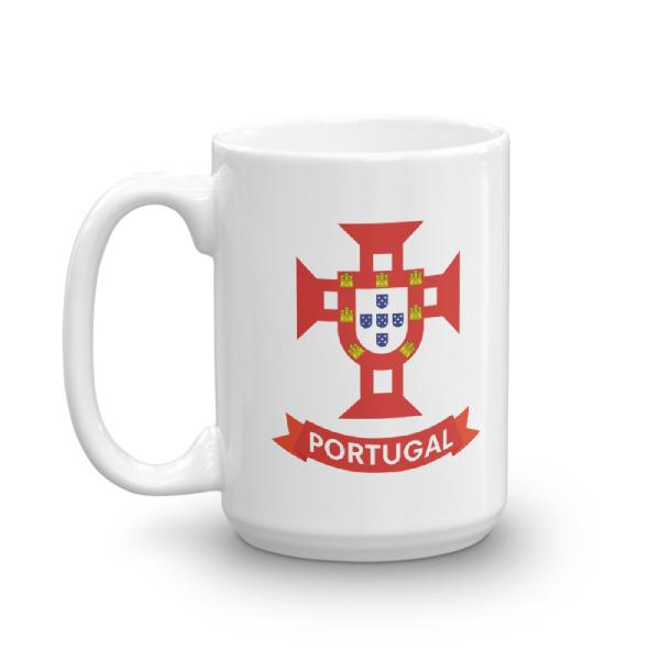 Flag Portugal Sea 1500 – Mug