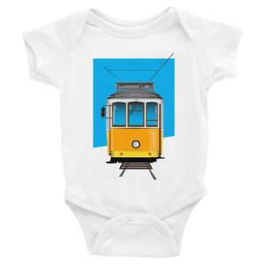 Tram 28 Largo Camões - Infant Bodysuit