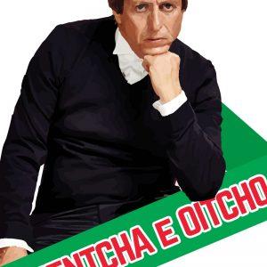 Jorge Jesus Oitchentcha e Oitcho