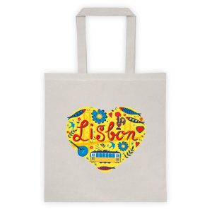 Love For Lisbon - Tote Bag