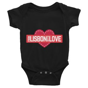 From Lisbon With Love - Infant Bodysuit