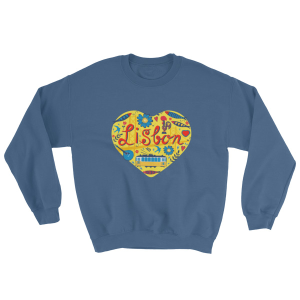 Love For Lisbon - Sweatshirt