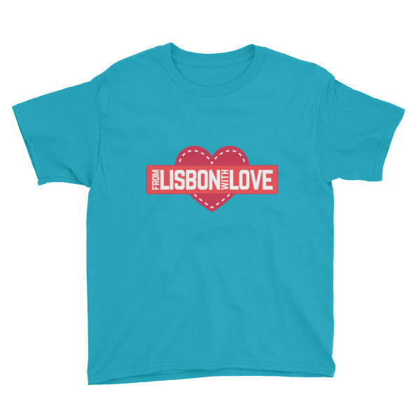 From Lisbon With Love - Youth Short Sleeve T-Shirt