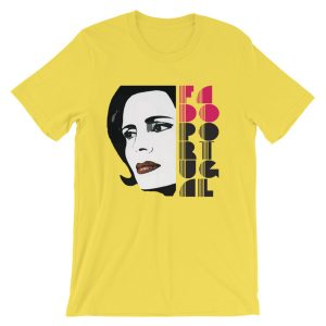 Amália Rodrigues Fado Portugal - Short-Sleeve Unisex T-Shirt
