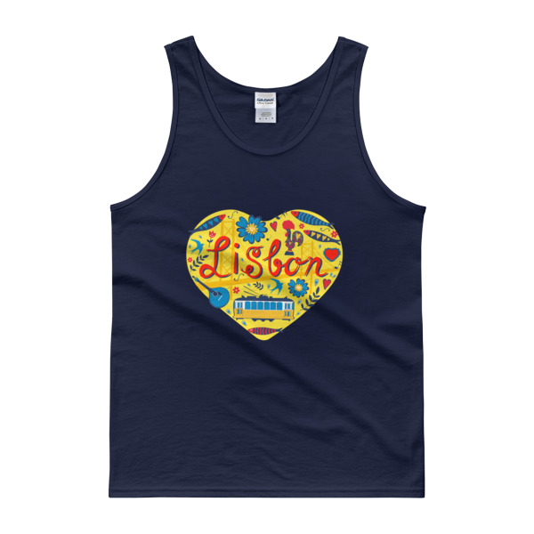 Love For Lisbon - Tank Top