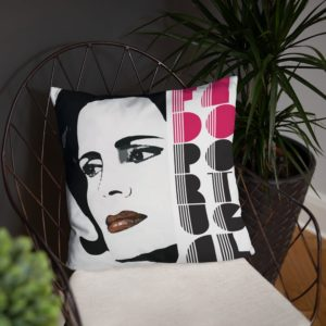 Amália Rodrigues Fado Portugal - Square Pillow