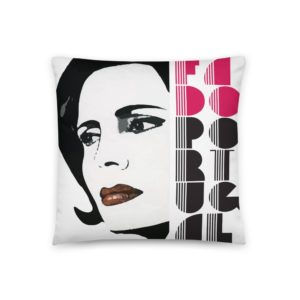 Amália Rodrigues Fado Portugal - Square Pillow