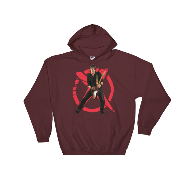 Zé Pedro Xutos e Pontapés - Hooded Sweatshirt