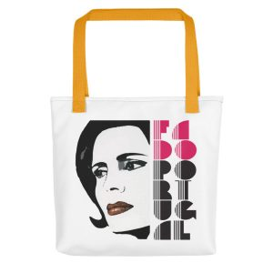 Amália Rodrigues Fado Portugal - All-Over Tote Bag