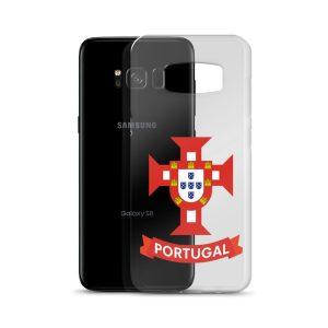 Flag Portugal Sea 1500 - Samsung Case