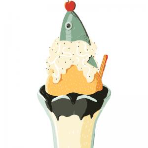 Ice Cream Sardine