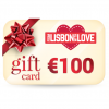 From Lisbon With Love - Gift Card €100