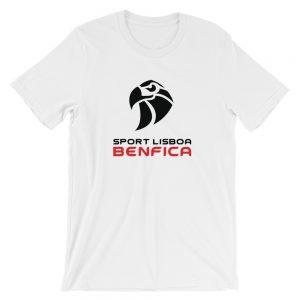 Sport Lisboa e Benfica - Short-Sleeve Unisex T-Shirt