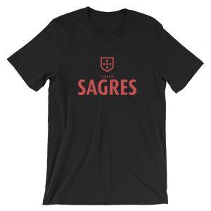 Cerveja Sagres - Short-Sleeve Unisex T-Shirt