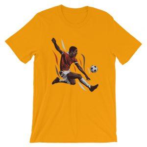 Eusébio da Silva Ferreira - Short-Sleeve Unisex T-Shirt