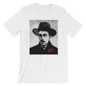 Fernando Pessoa - Short-Sleeve Unisex T-Shirt
