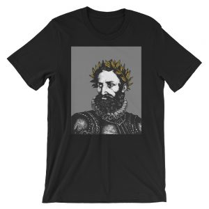Luís Vaz de Camões - Short-Sleeve Unisex T-Shirt