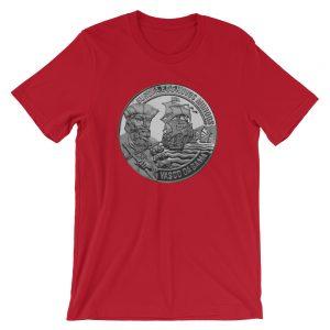 Vasco da Gama - Short-Sleeve Unisex T-Shirt