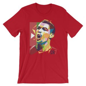 Cristiano Ronaldo CR7 - Short-Sleeve Unisex T-Shirt