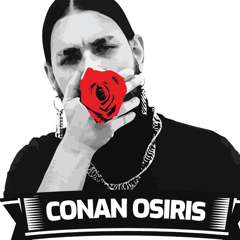 Conan Osiris - Women's Short Sleeve T-Shirt