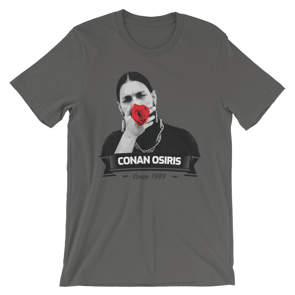 Conan Osiris – Short-Sleeve Unisex T-Shirt