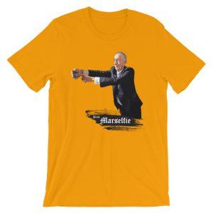 Prof. Marselfie - Short-Sleeve Unisex T-Shirt