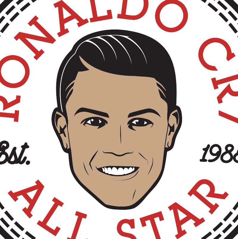 Cristiano Ronaldo CR7 All Star - Youth Short Sleeve T-Shirt
