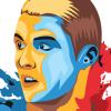 Cristiano Ronaldo CR7 Color Splash