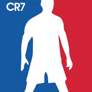 Cristiano Ronaldo CR7 NBA