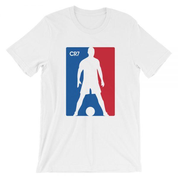 Cristiano Ronaldo CR7 NBA - Short-Sleeve Unisex T-Shirt