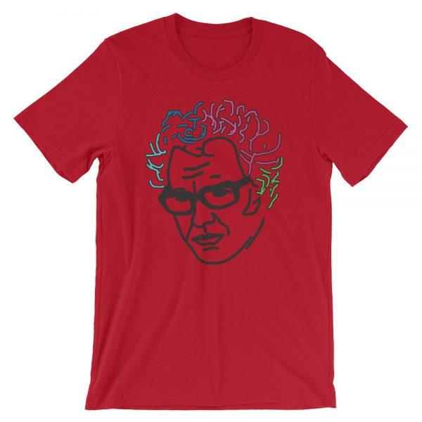 Zeca Afonso - Short-Sleeve Unisex T-Shirt