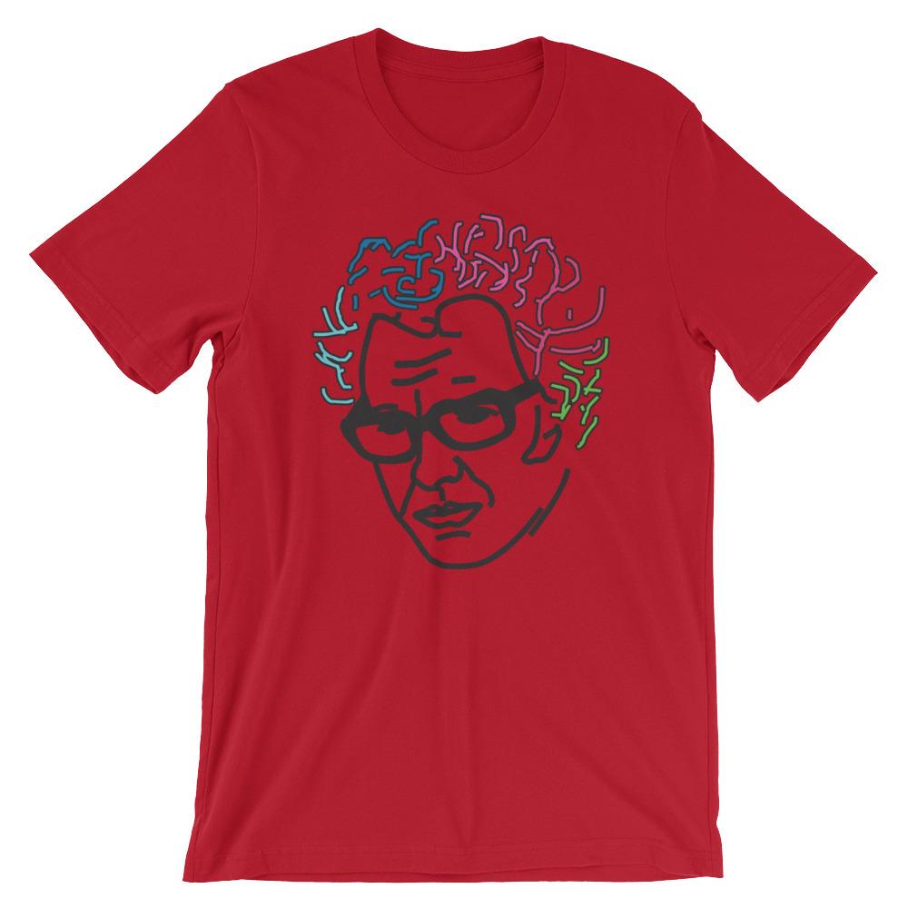 Zeca Afonso – Short-Sleeve Unisex T-Shirt