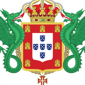 Portuguese Royal Coat of Arms