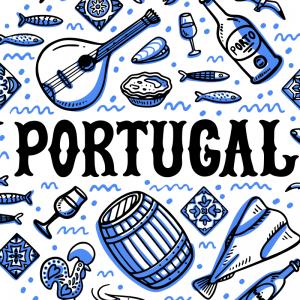 Portugal Tradition Illustration