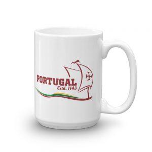 Portugal Estd 1143 - Mug