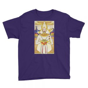 Conan Osiris Horus & Isis - Youth Short Sleeve T-Shirt