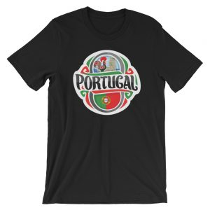 Belém Tower Portugal - Short-Sleeve Unisex T-Shirt