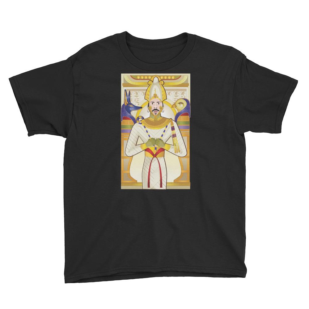 Conan Osiris Horus & Isis - Youth Short Sleeve T-Shirt