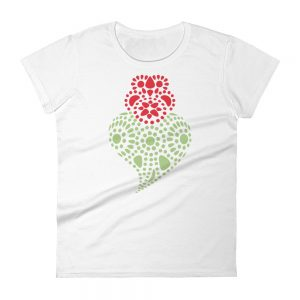 Portuguese Heart - Women's Short Sleeve T-Shirt