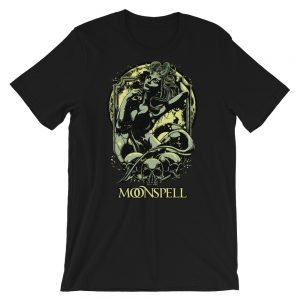 Moonspell - Short-Sleeve Unisex T-Shirt