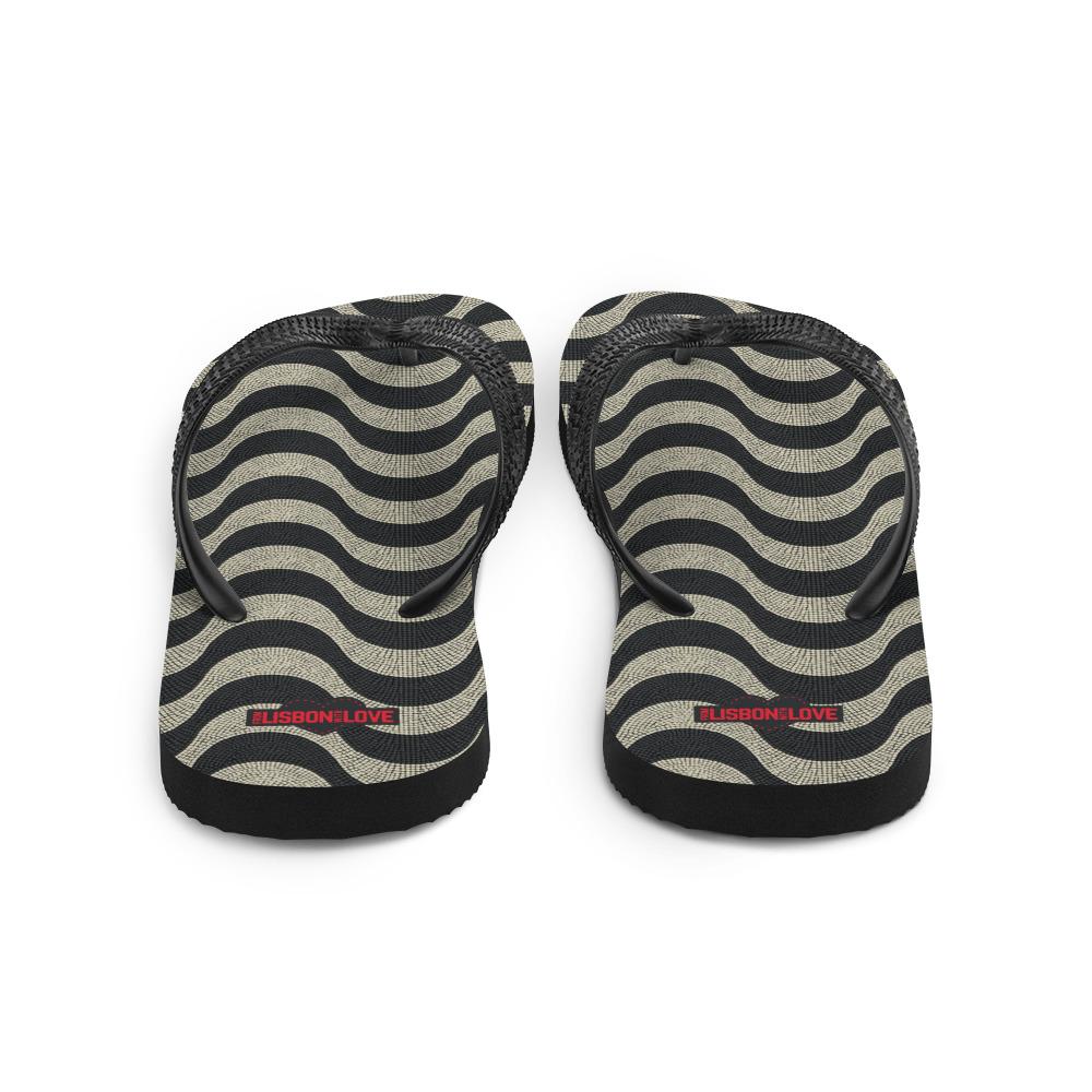 Rossio Square Pavement - Flip-Flops