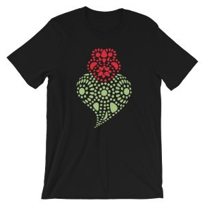 Portuguese Heart - Short-Sleeve Unisex T-Shirt