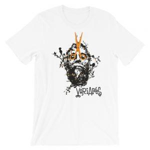 António Variações - Short-Sleeve Unisex T-Shirt