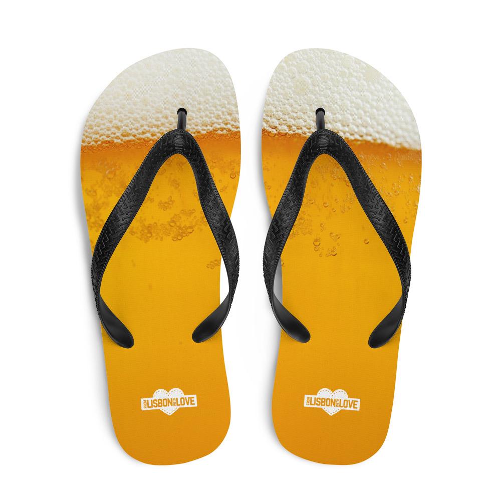 Cerveja Beer Glass - Flip-Flops
