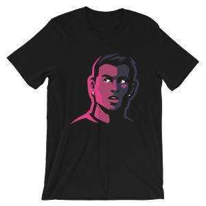 Cristiano Ronaldo - Short-Sleeve Unisex T-Shirt