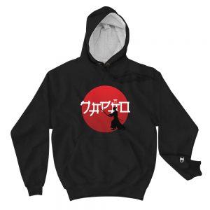 Japão Samurai - Champion Hoodie
